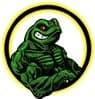 big-green-frog