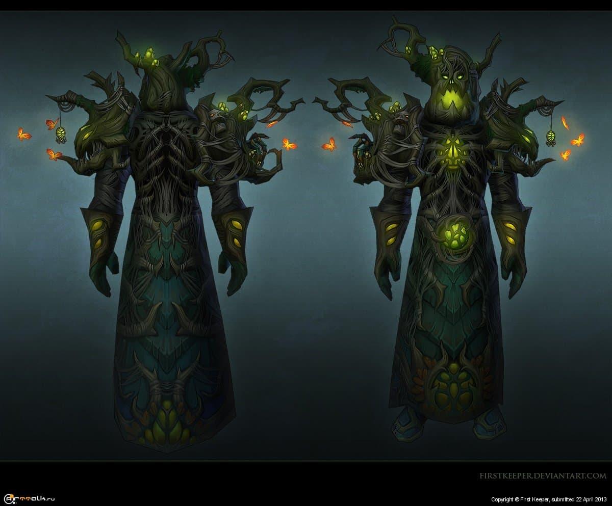 Druid Armorset