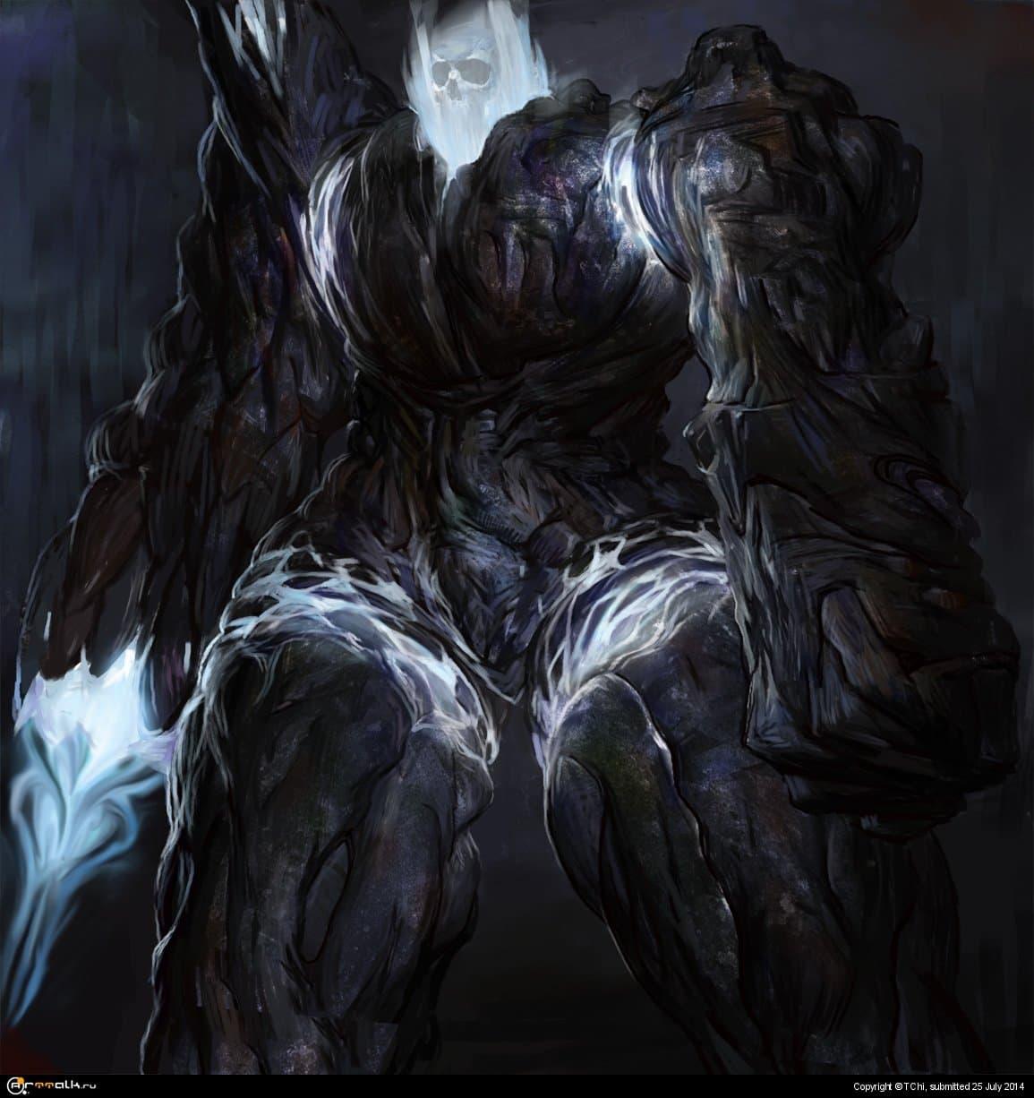Dead Giant