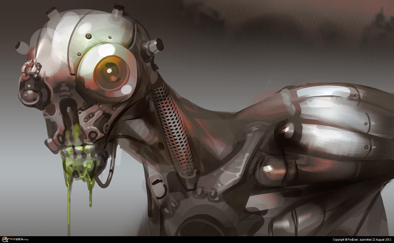 Cyber-zombie