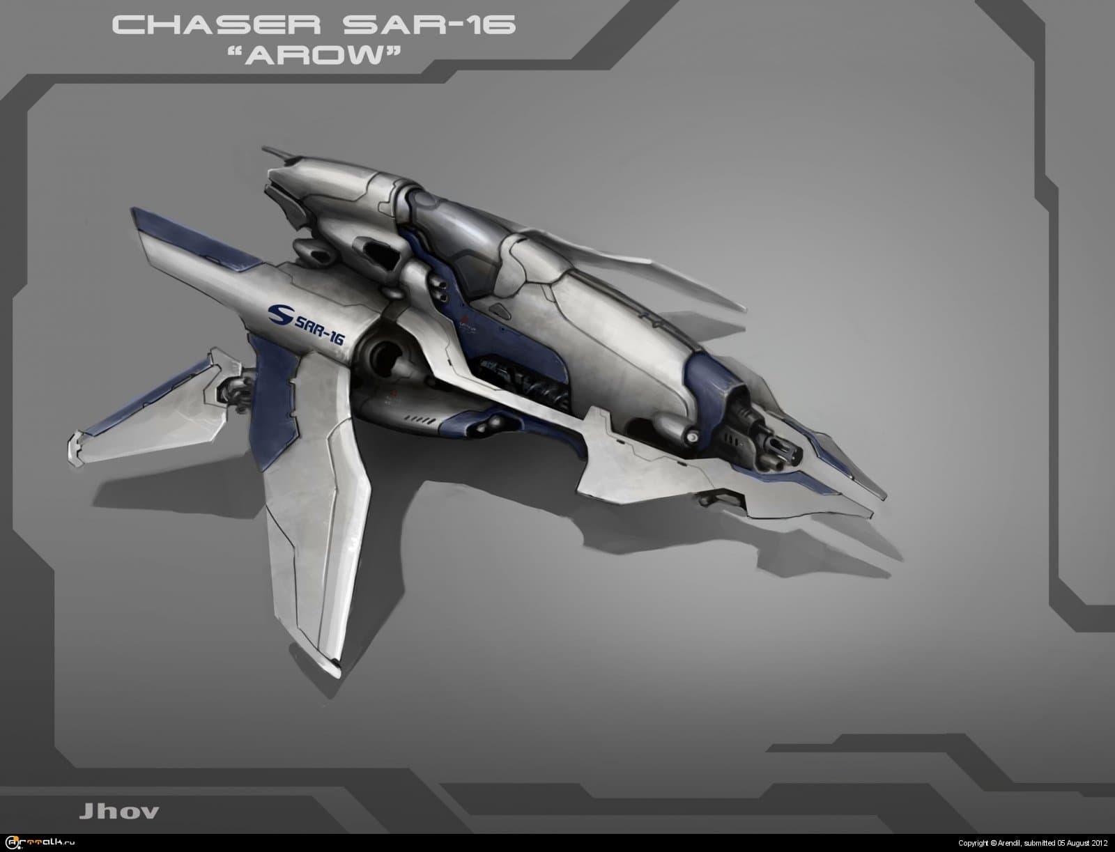 Chaser Sar-16 Arow