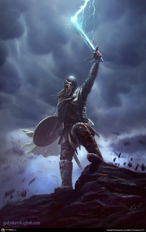 Thor Blessing