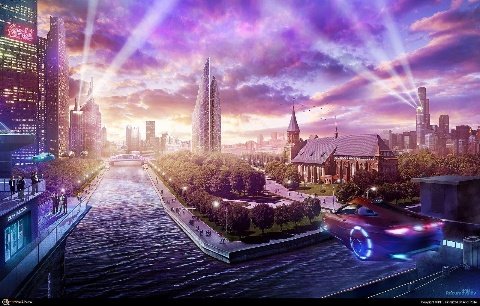 Калининград в будущем