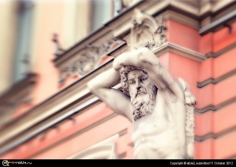городская античность