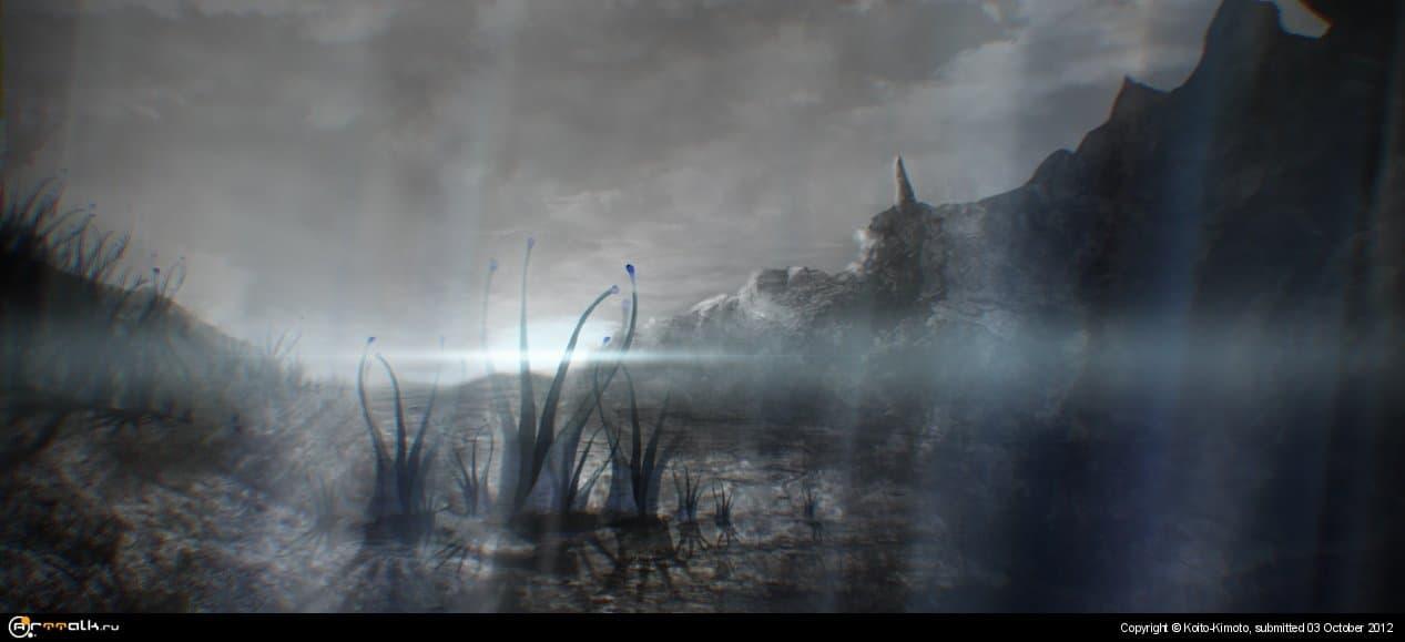 синие водоросли