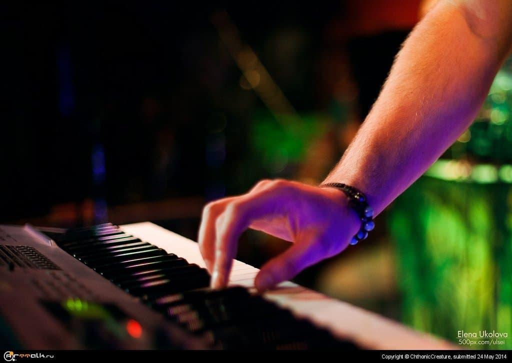 музыкальное касание