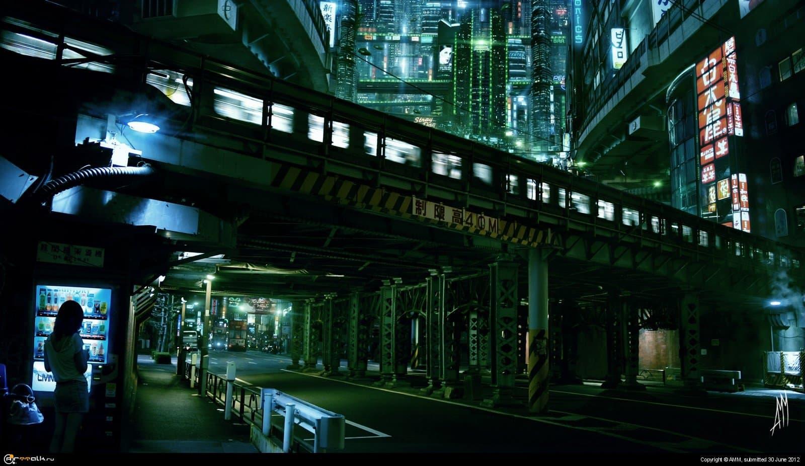 Дзайбацу. Токио