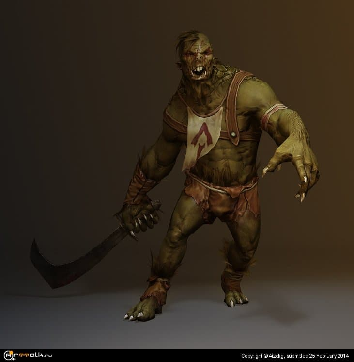 Orc Enemy