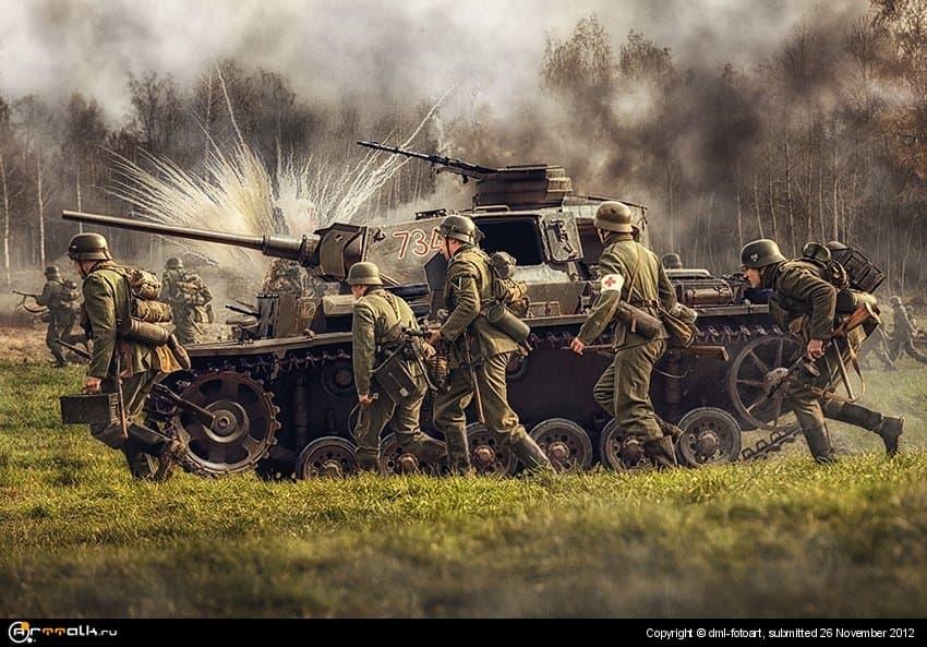Soldaten Und Pzkwiii
