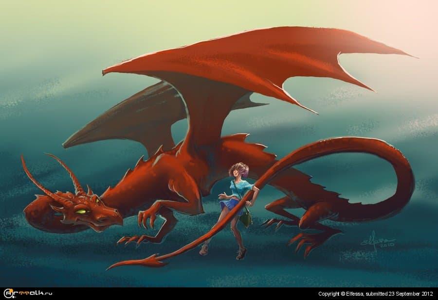 О драконах