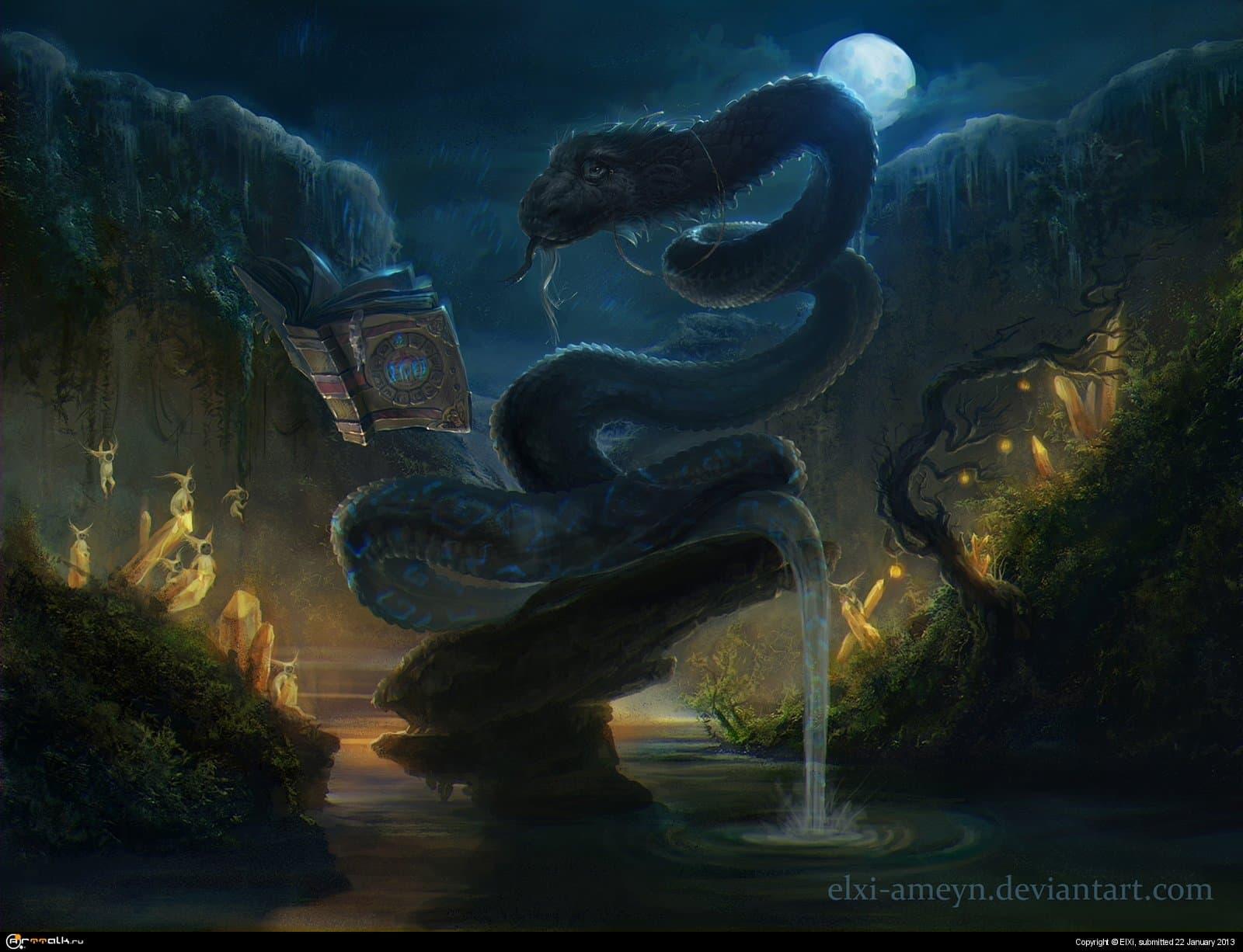 Водяной Змей