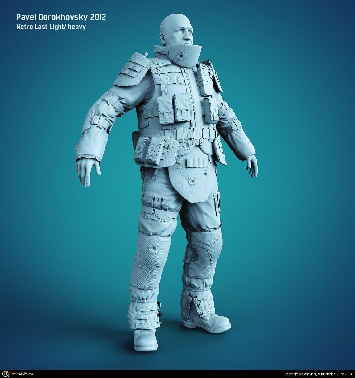 Heavy Spartan