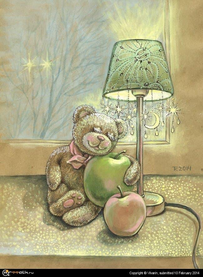 Яблочные сны