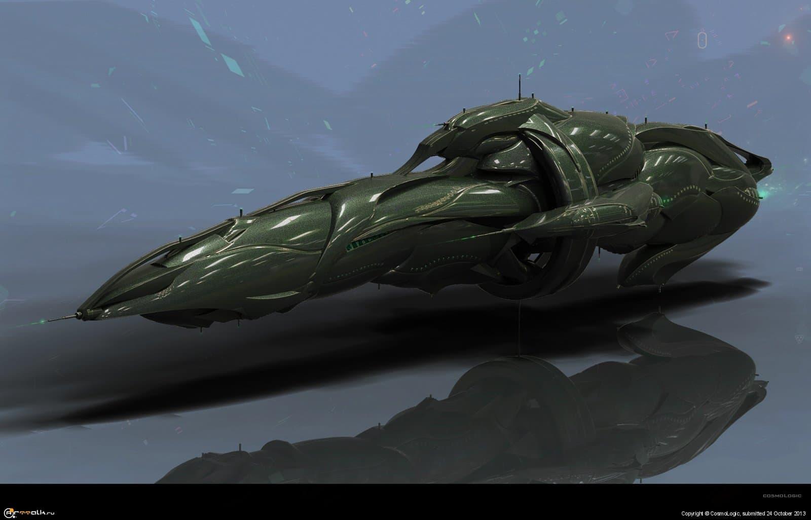 Zarter Battleship