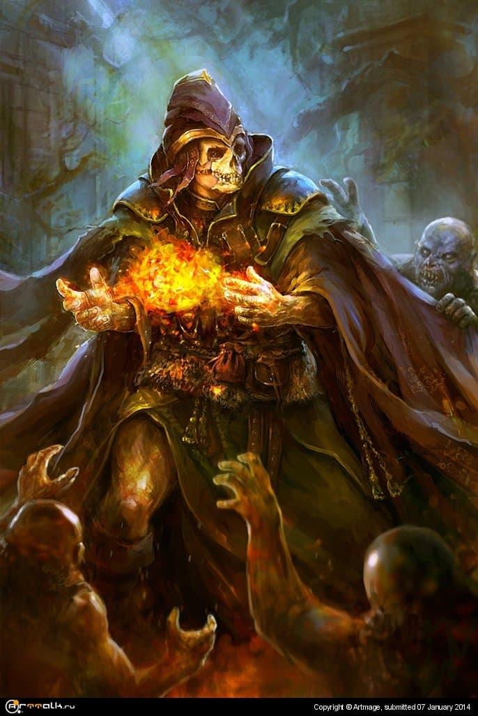 Last Sorcery
