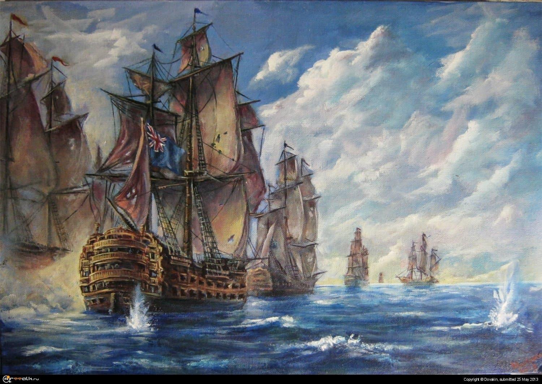 Корабельная битва