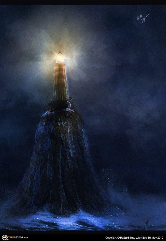 """""""Старый маяк"""""""