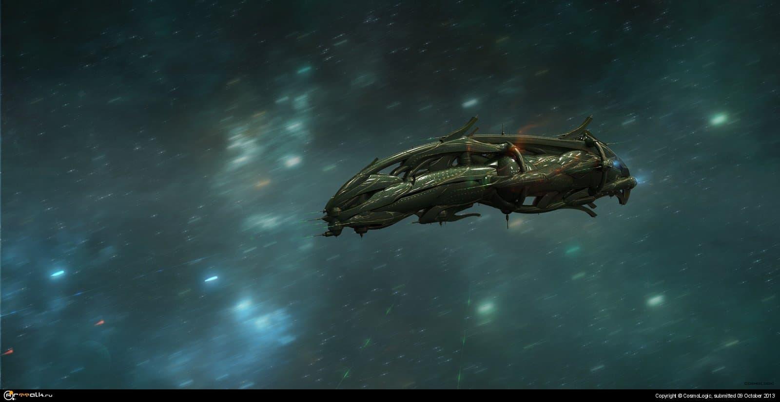 Sojvadan Heavy Battleship