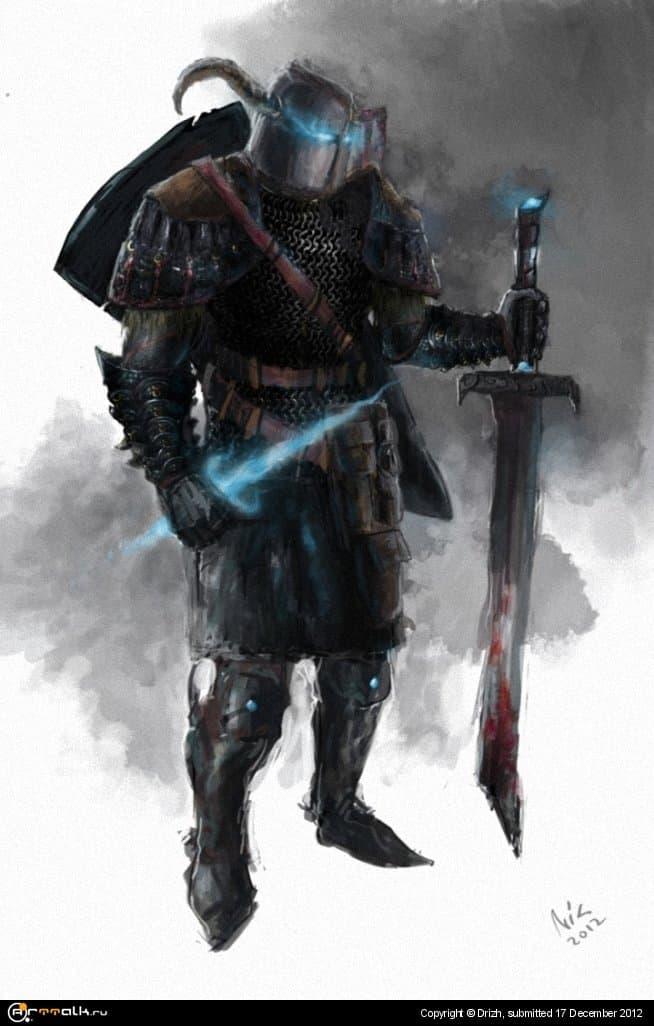 Воин-маг
