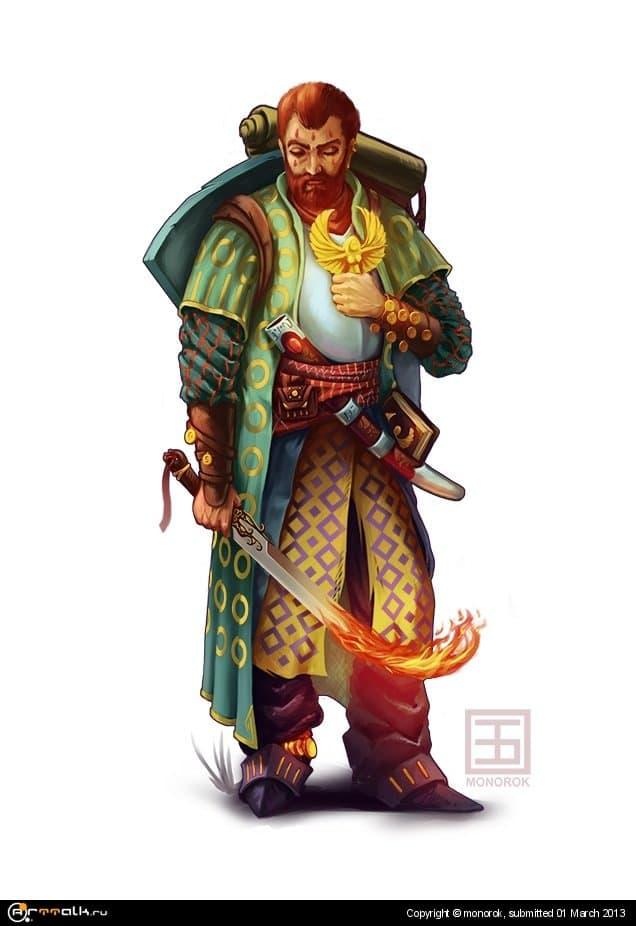 Жрец Саренрае