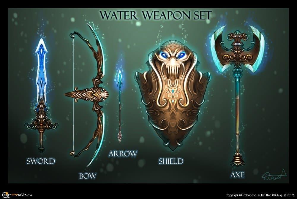 Set Water