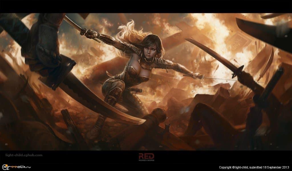 Битва у храма солнца. Стража Аматэрасу