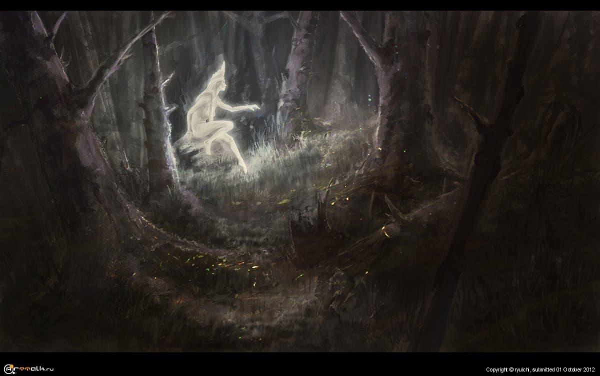 Deep Forest Fairy