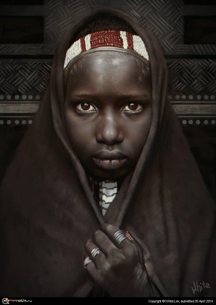 Afro Alenka