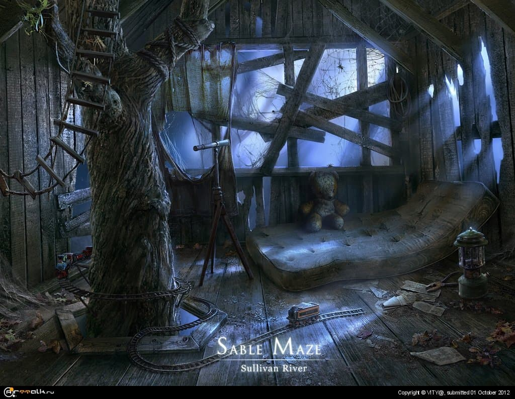 Inside Treehouse