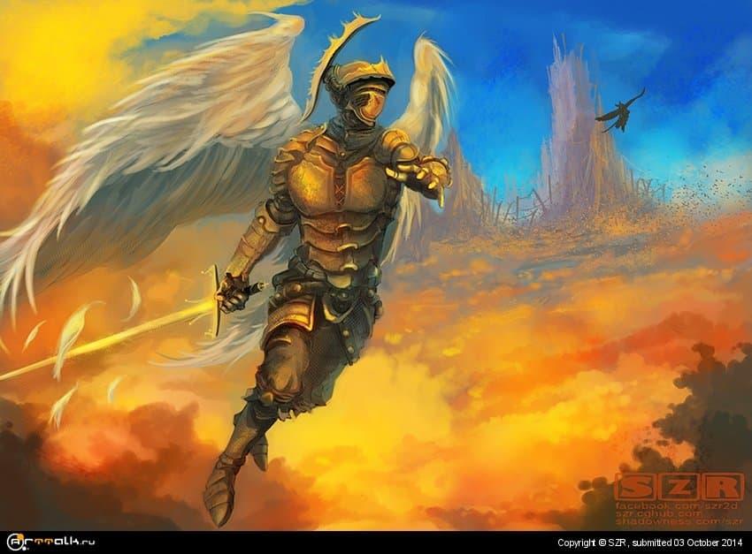 Боевой ангел
