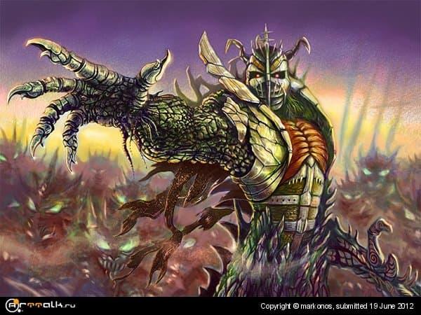 Повелитель драконов тьмы