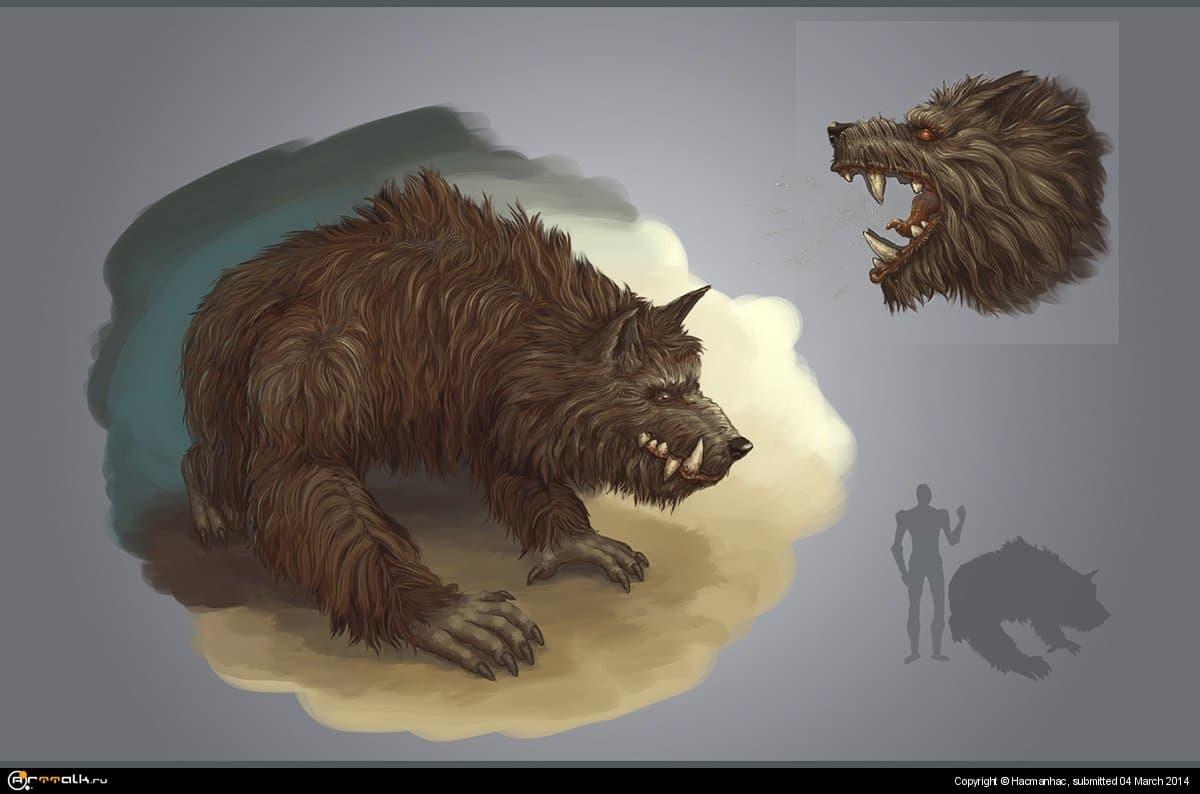 """Медведь - """"Шатун"""" ;)"""