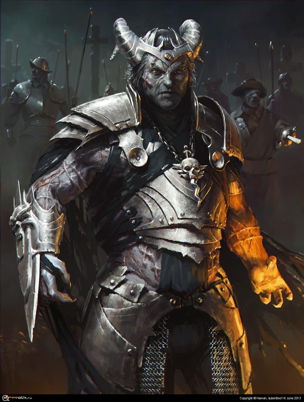 Dark Leader