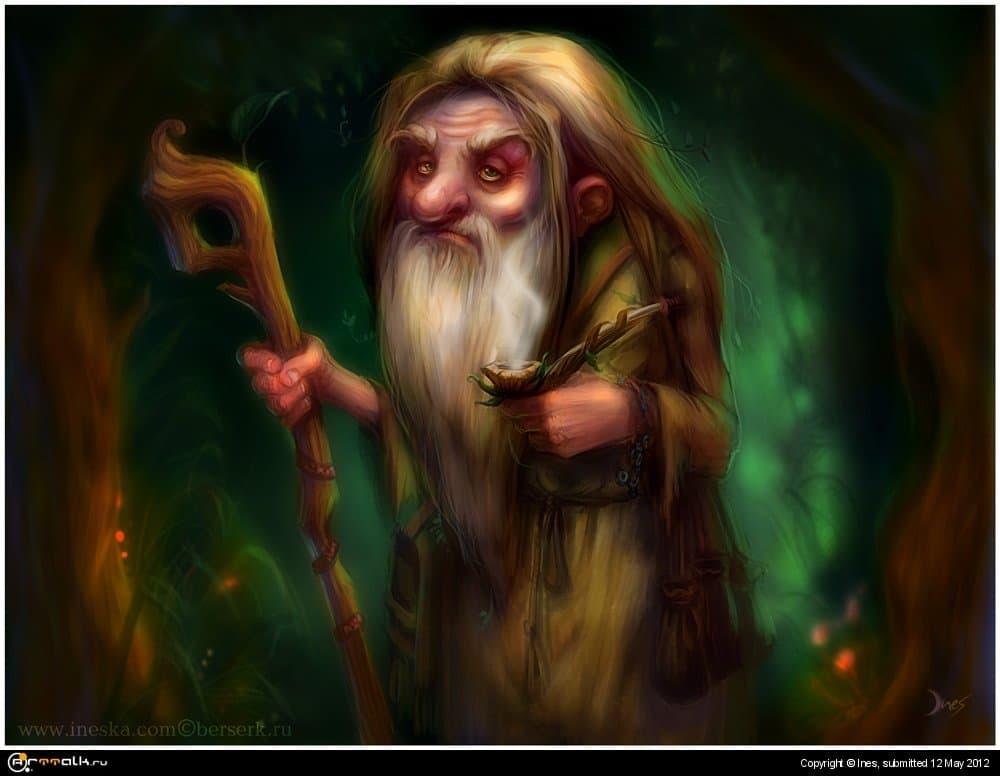 Старичок лесовичок