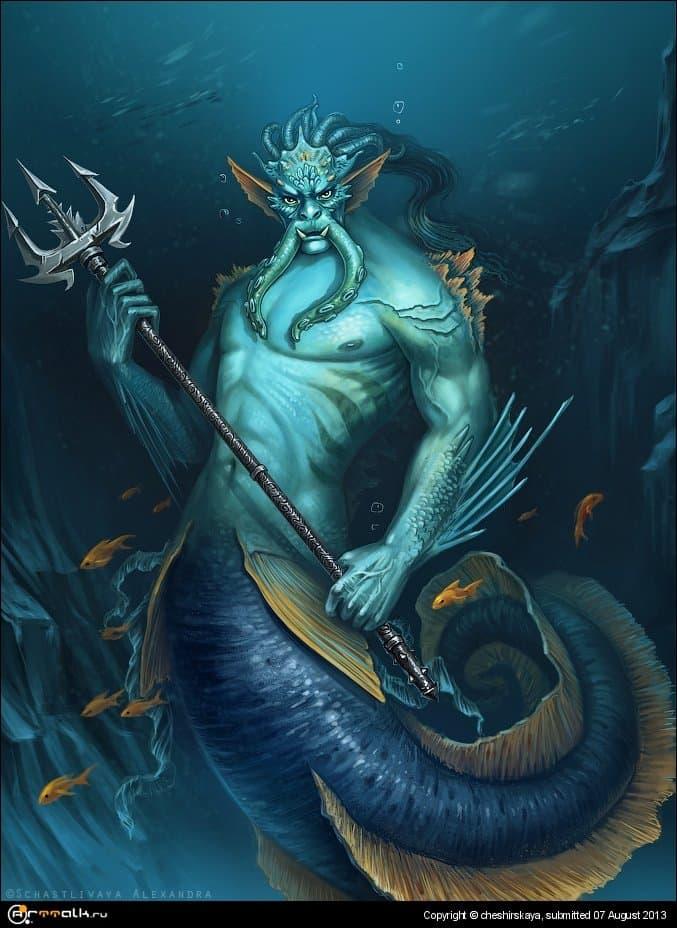 Sea Orc