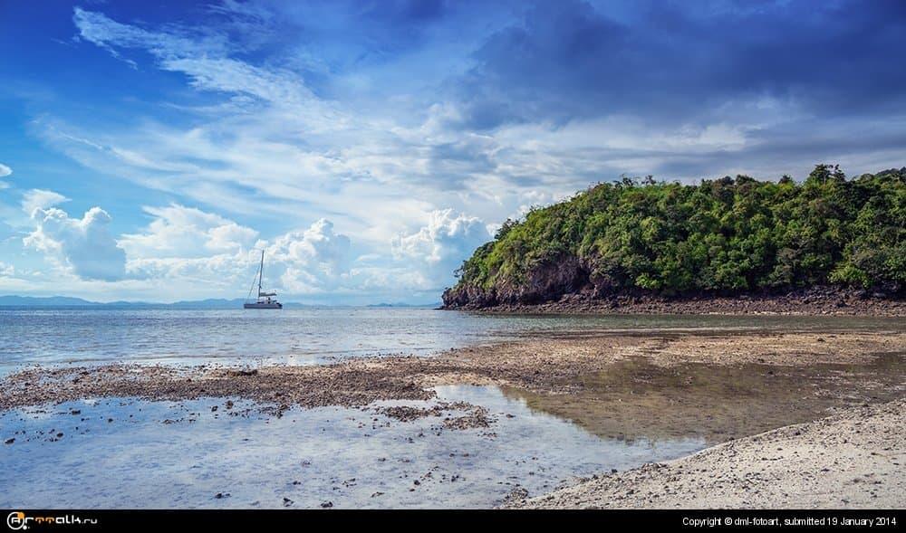 Thailand, Chicken Island.