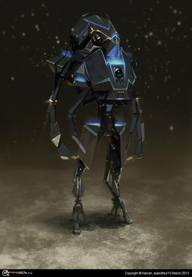 Робот Б