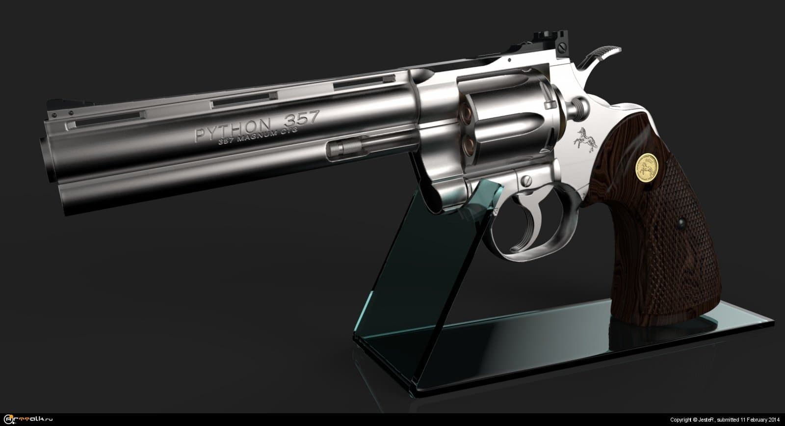 Colt Python 357 Magnum (Питон)