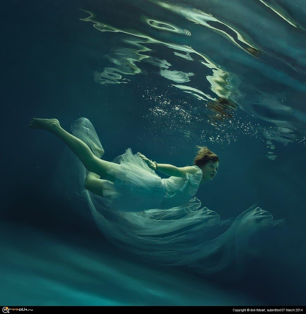 Underwater Fairy.