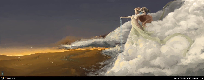 Богиня дождя