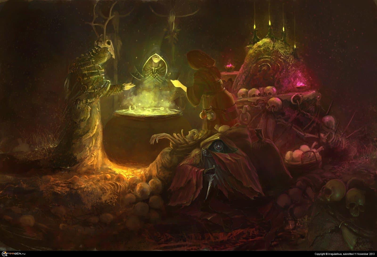Прерванный ритуал