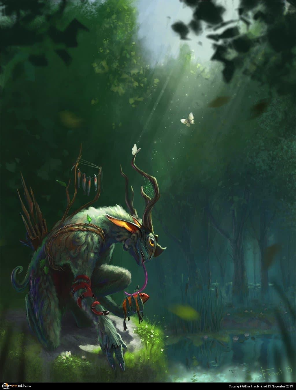 Хозяин леса