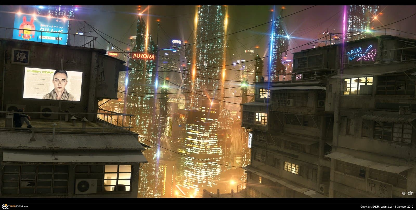 Slums Of Shanghai