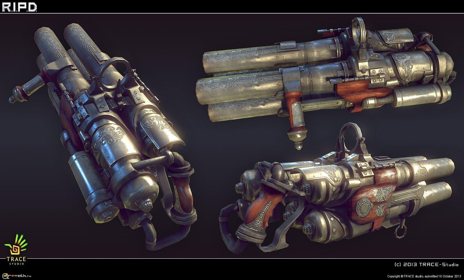 R.i.p.d. Gun2