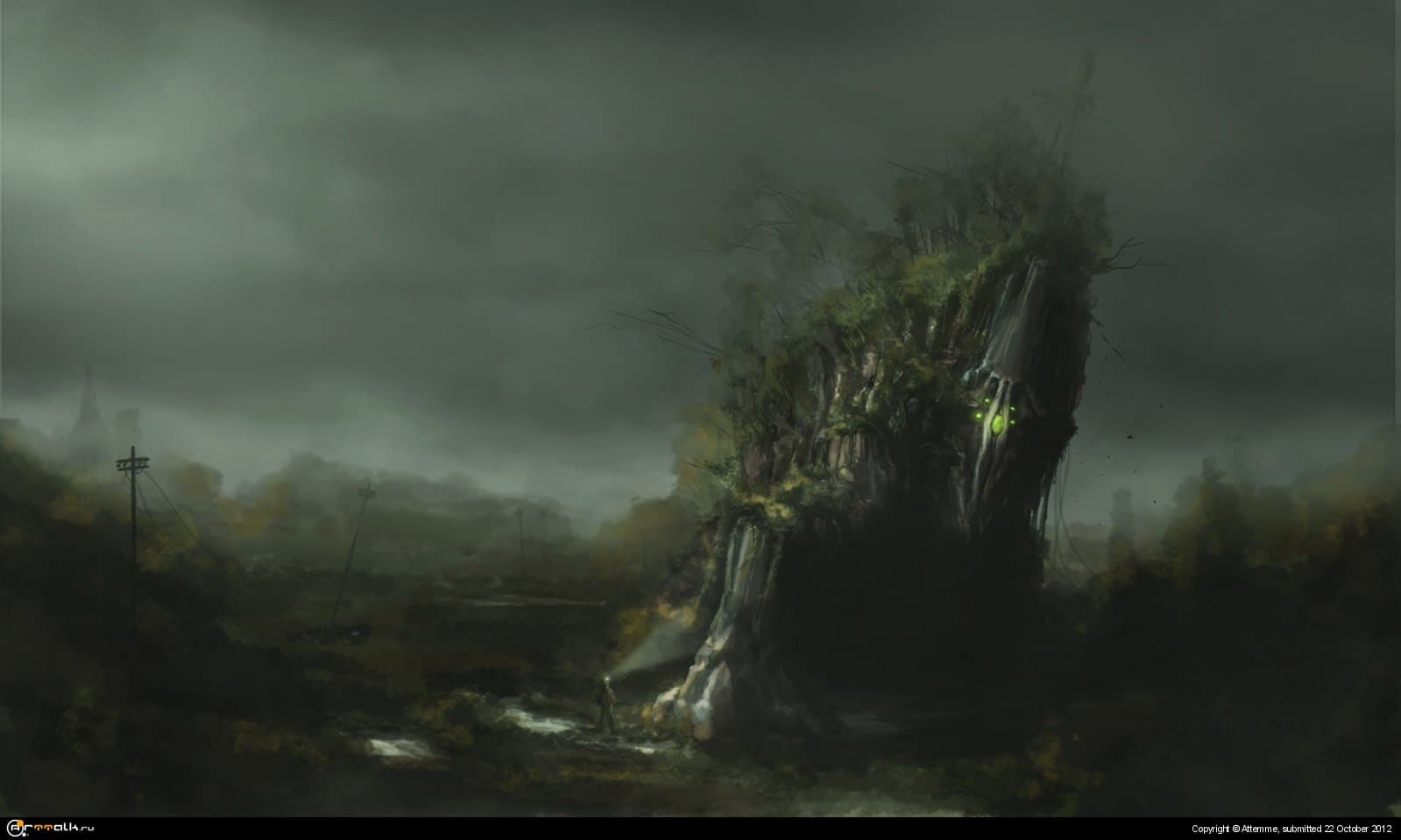 Хозяин болот
