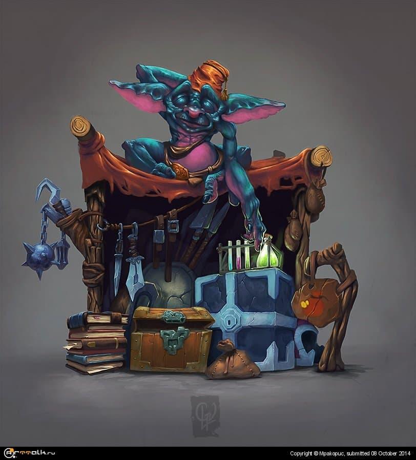 Торговец