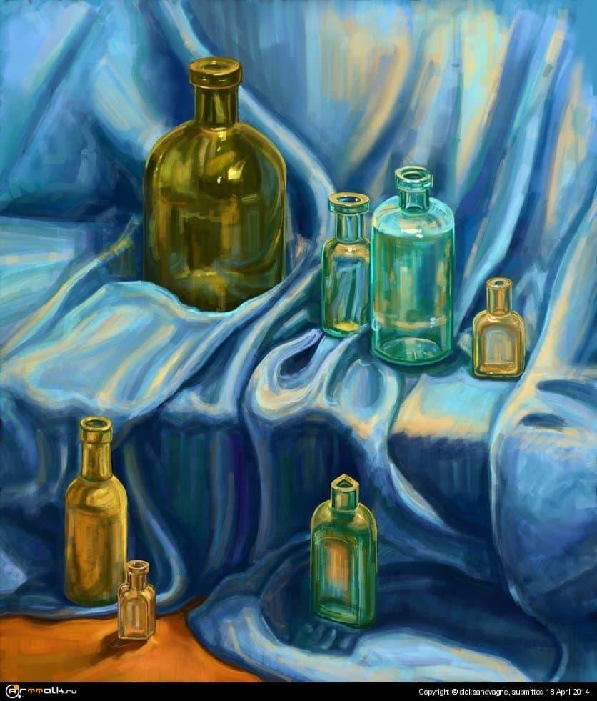 Аптечное стекло