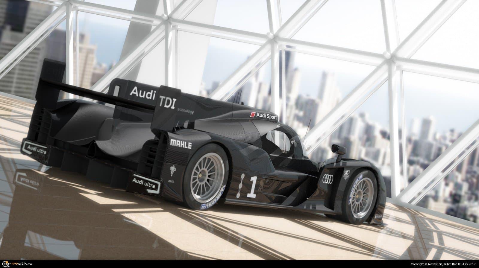 Audi R-18.