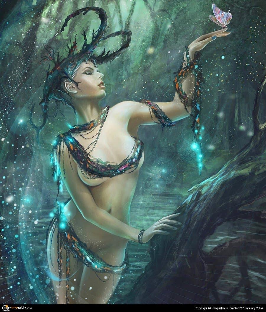 Forest Godess