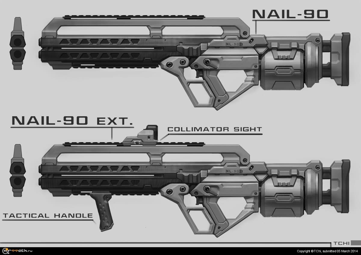 Shotgun(cncpt)